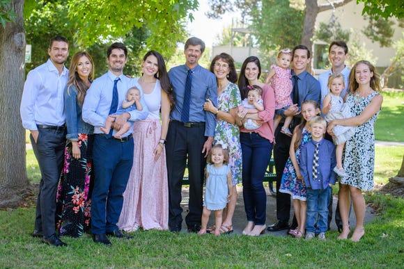 Lori Alexander has four children and nine grandchildren.