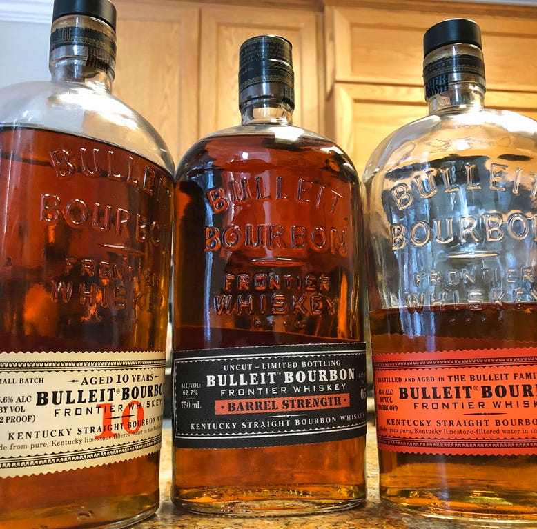 Bulleit bourbon parent company Diageo to build new Kentucky distillery