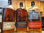 Bottles of Bulleit Bourbon are shown in Dublin, California. Spirits giant Diageo is taking a deeper plunge into bourbon and American whiskey production with plans for a new distillery in Kentucky. Dec. 11, 2018,