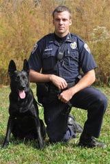 Charlestown Police Officer Benton Bertram