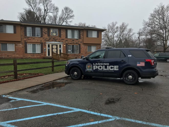 Police are treating the death of aman found inside a Lansing apartment complex in the 3600 block of Bayview Drive on Friday as a homicide, according to a new release.