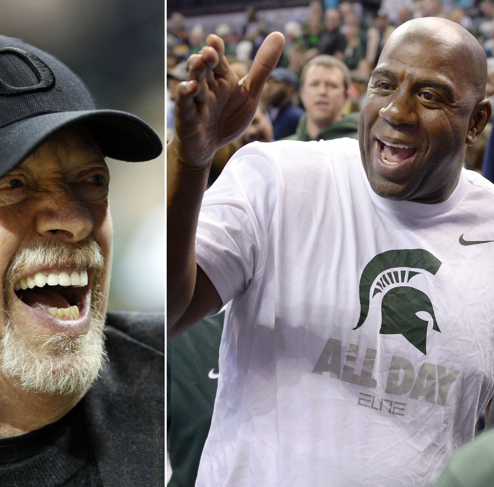 Are Michigan State's alums more famous than their Redbox Bowl opponent Oregon?