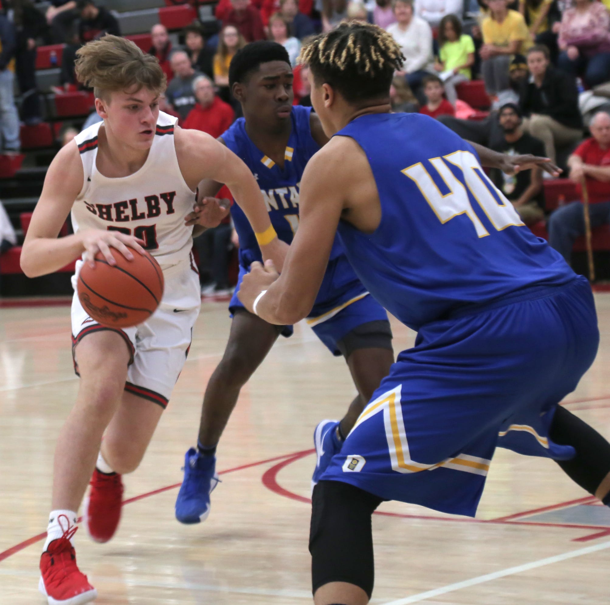 Shelby Whippets knock off Ontario Warriors in big early-season league matchup