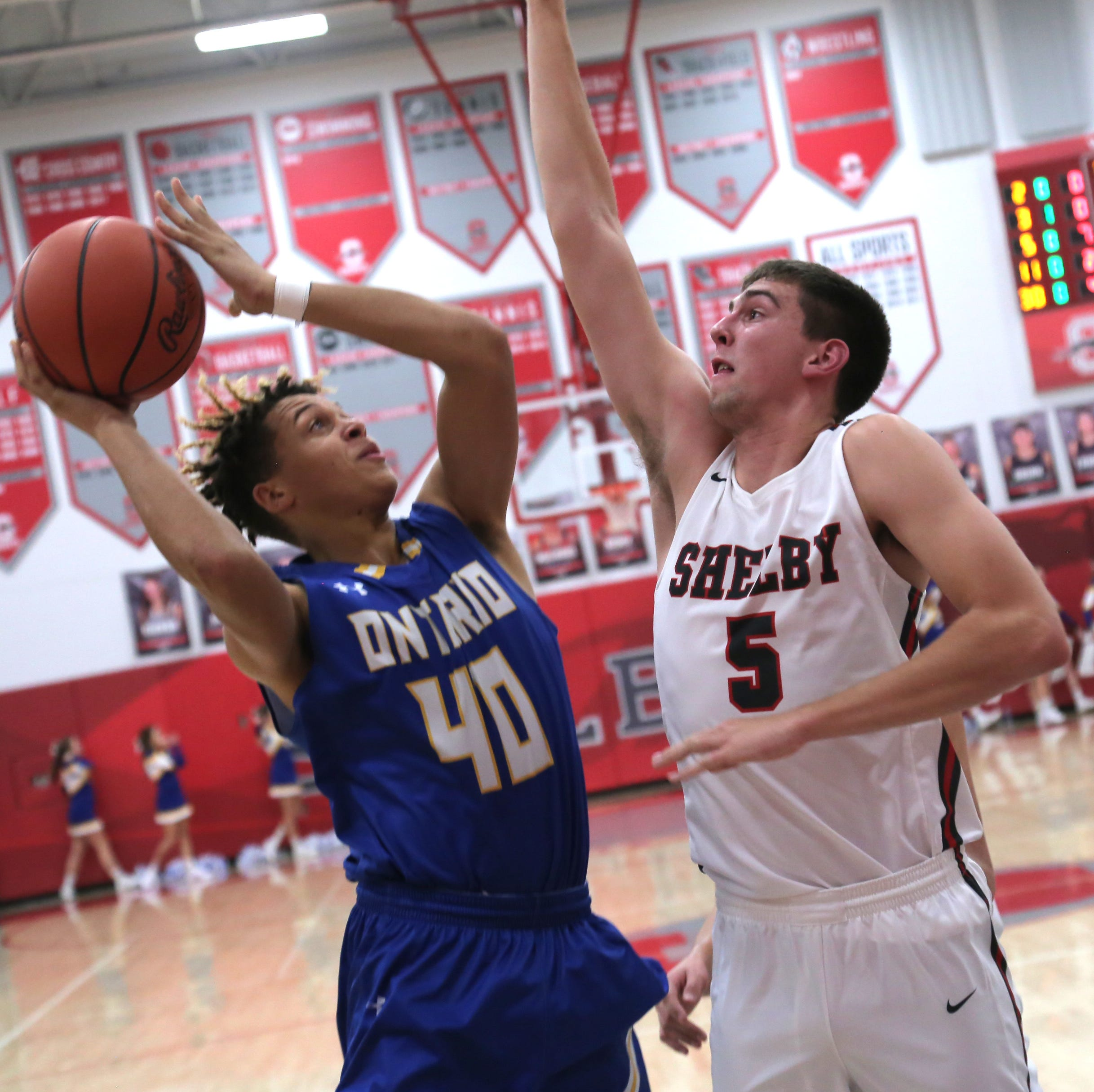 VOTE: Mansfield News Journal Male Athlete of the Week Poll
