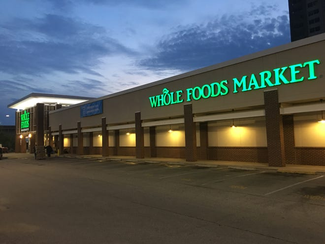 Whole Foods Market in East Memphis.