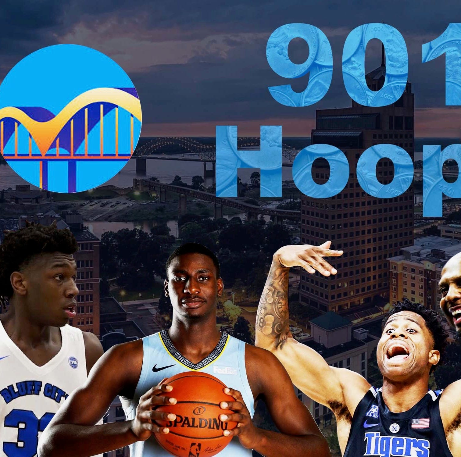 901 Hoops: Tigers to play in Brooklyn, Jaren Jackson Jr. surprises Wiseman with award