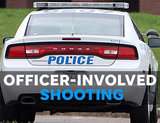 Officer Involved Shooting Graphic