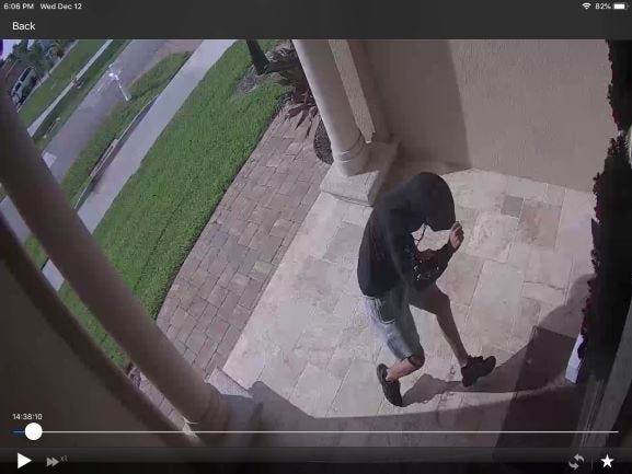 """All across the country, """"porch pirates"""" are threatening to ruin the holiday spirit."""