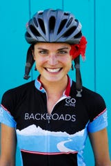 Hales Corners native and former Olympian Aly Dudek travels the world as a bicycle tour guide with Backroads, an active travel company.