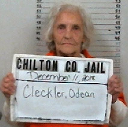 Town tosses 89-year-old woman, son in jail because of messy store