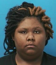 Tyasia Butler, 20, of Clarksville, was charged in connection with a $4,500 shoplifting spree at the Cool Springs Galleria last week, Franklin Police reported.