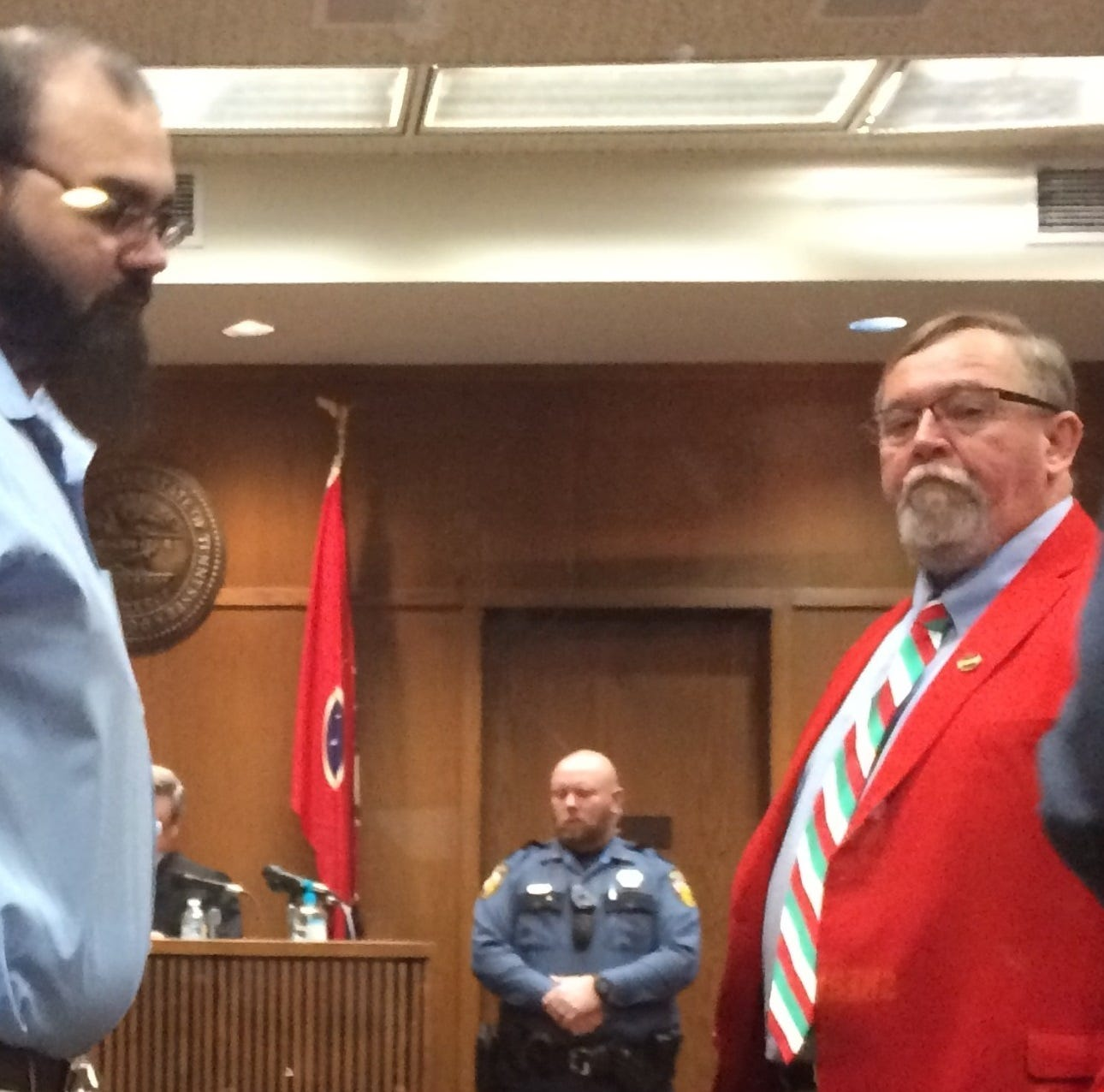 Steven Wiggins, charged in Sgt. Baker death, loses attorney Jake Lockert