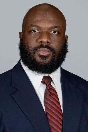 Georgia defensive line coach Tray Scott
