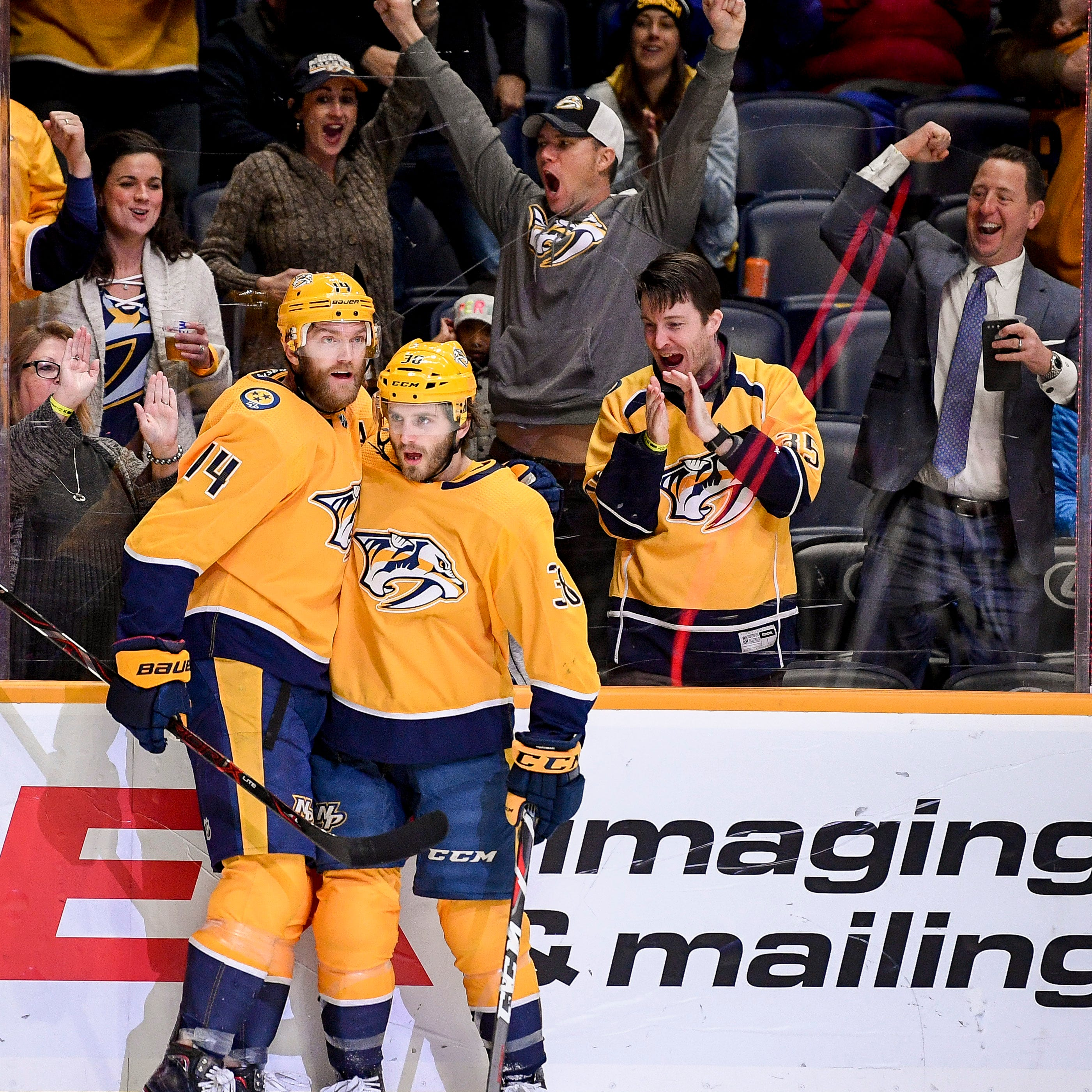 Thursday's recap: Predators 4, Canucks 3 OT