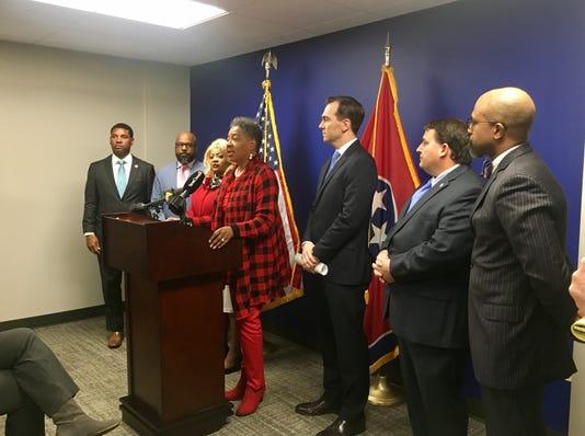 Cyntoia Brown News Conf