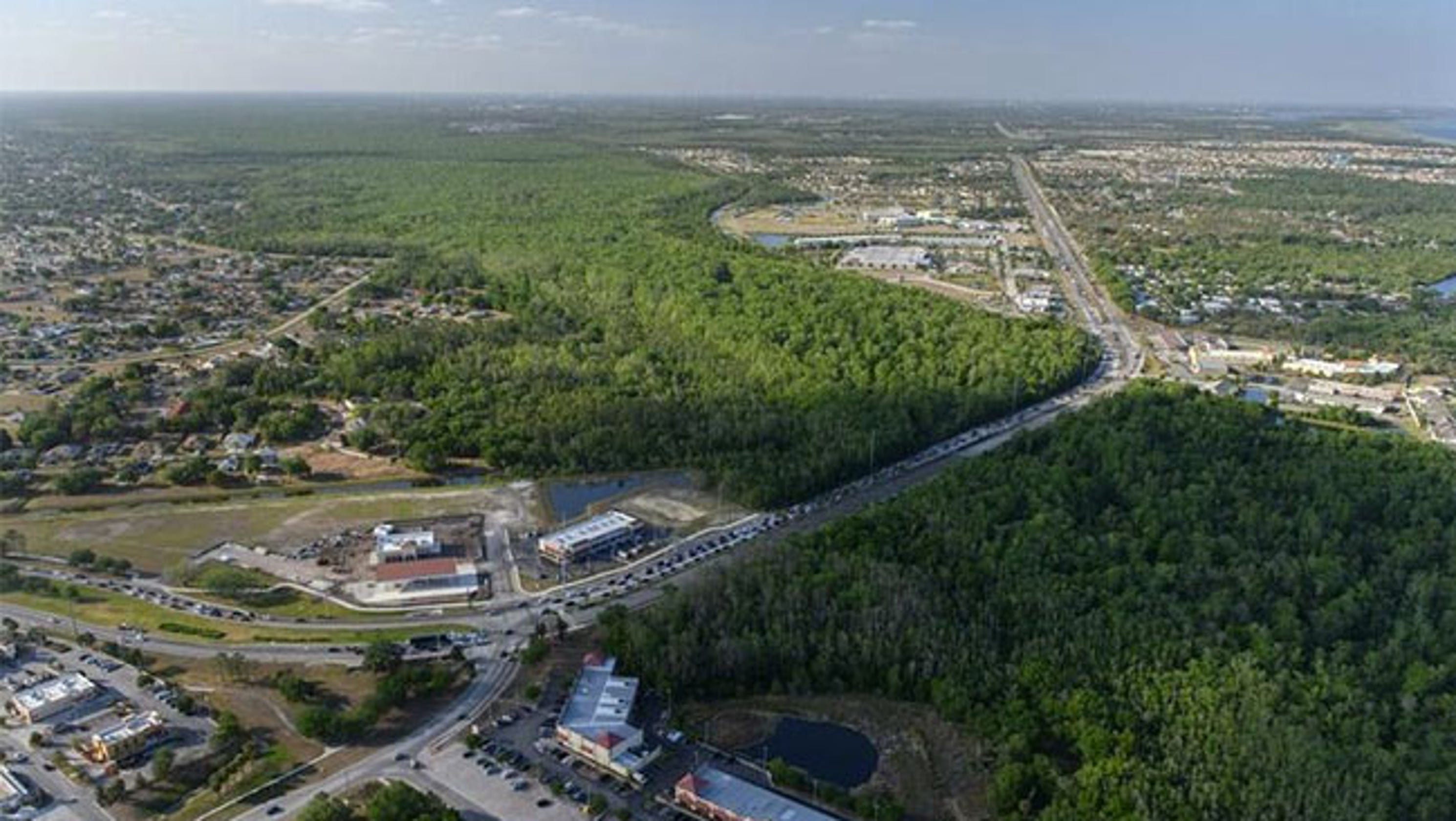 Wildlife Corridor Disappearing As Florida S Population Zooms