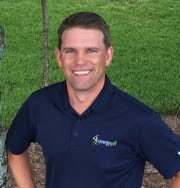 Justin Ahasic, Gulf Coast girls golf coach