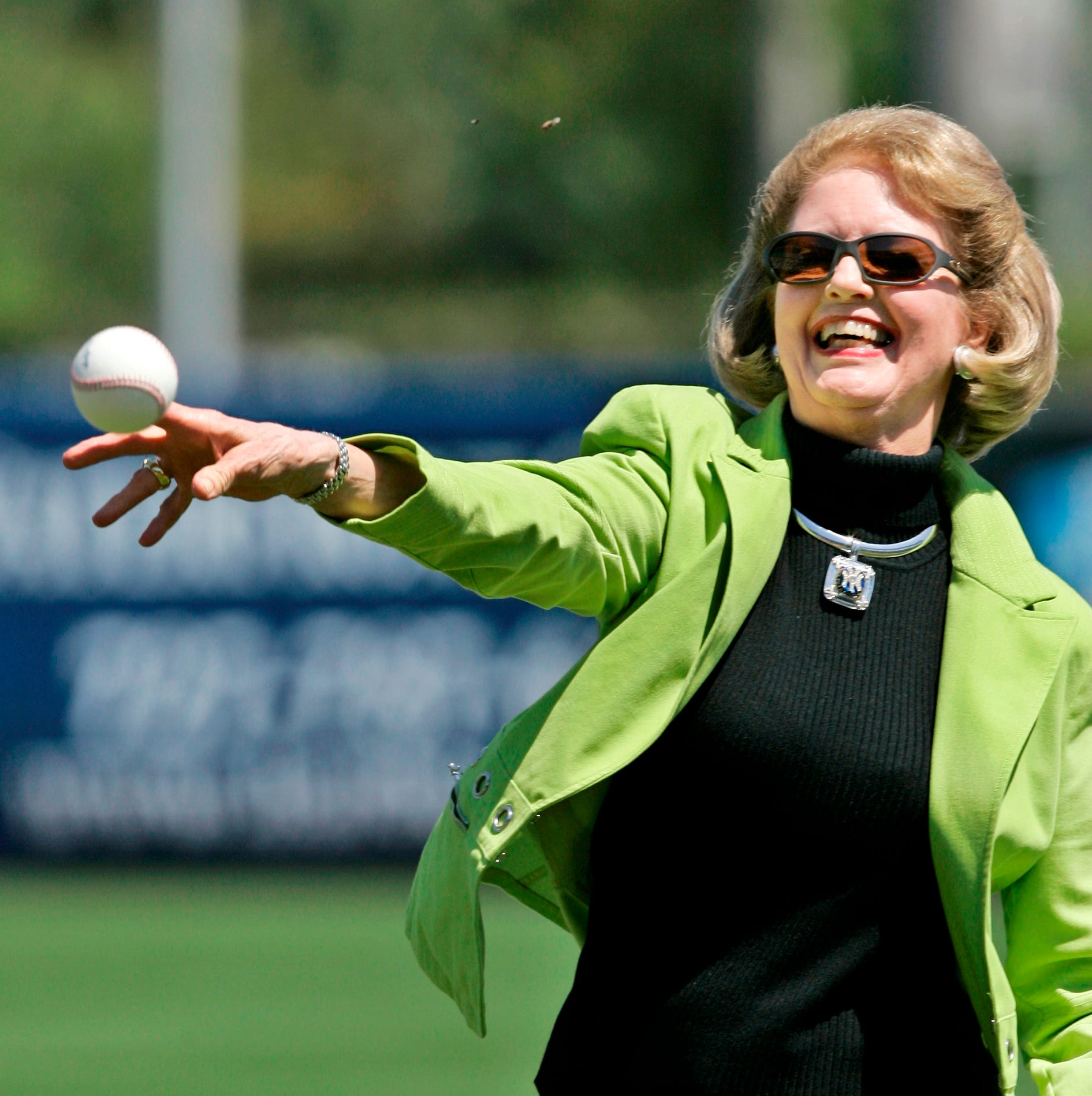 Joan Steinbrenner, wife of former New York Yankees owner, dies at 83
