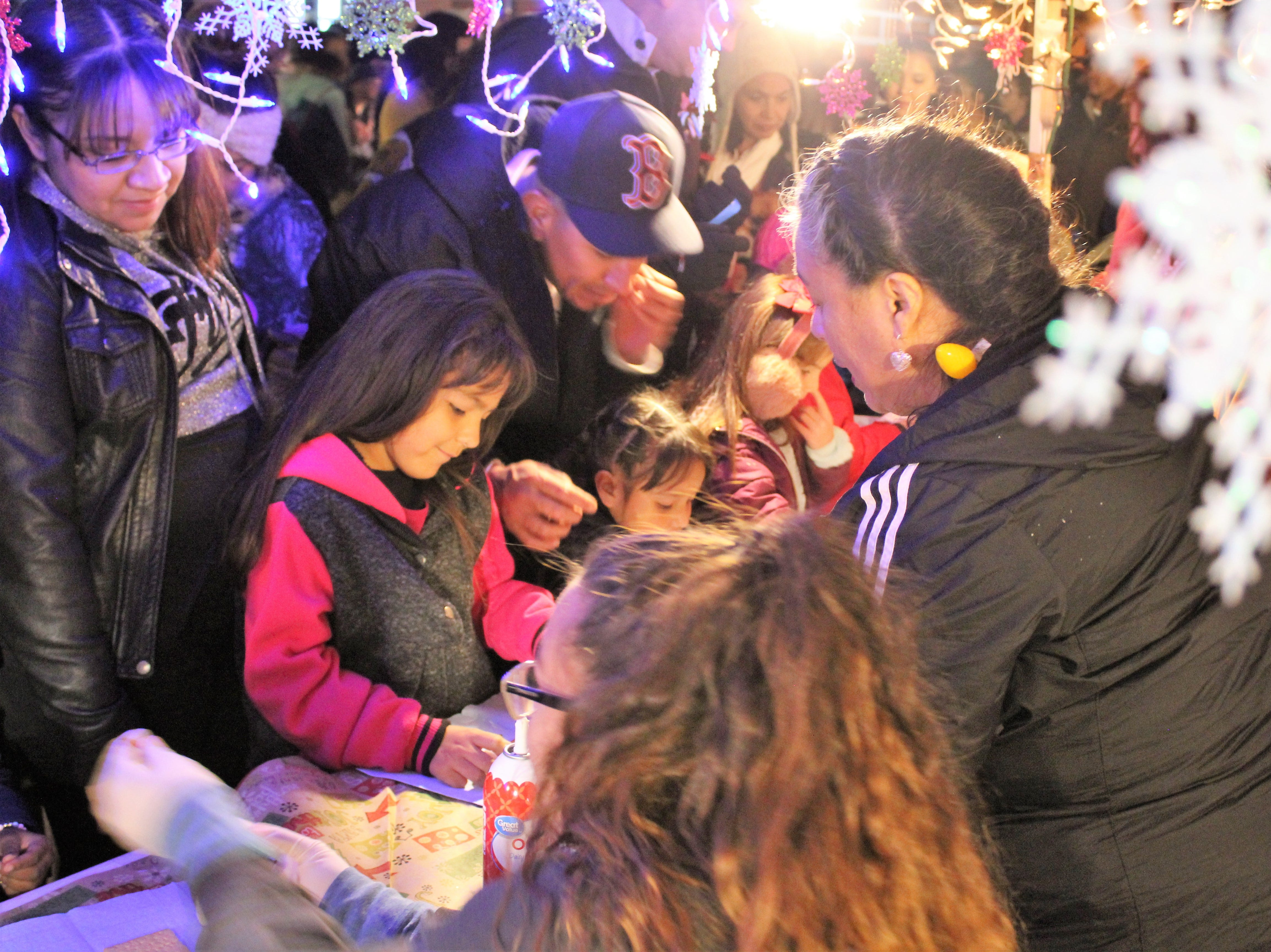 Utilities employees help deliver Christmas magic