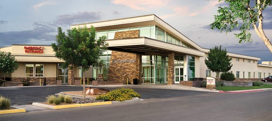 Artesia General Hospital received a bomb threat Thursday morning. No device was found.