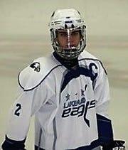 Junior Ben Getzen (2) is already a three-year varsity player for Lakeland head coach Tim Ronayne.