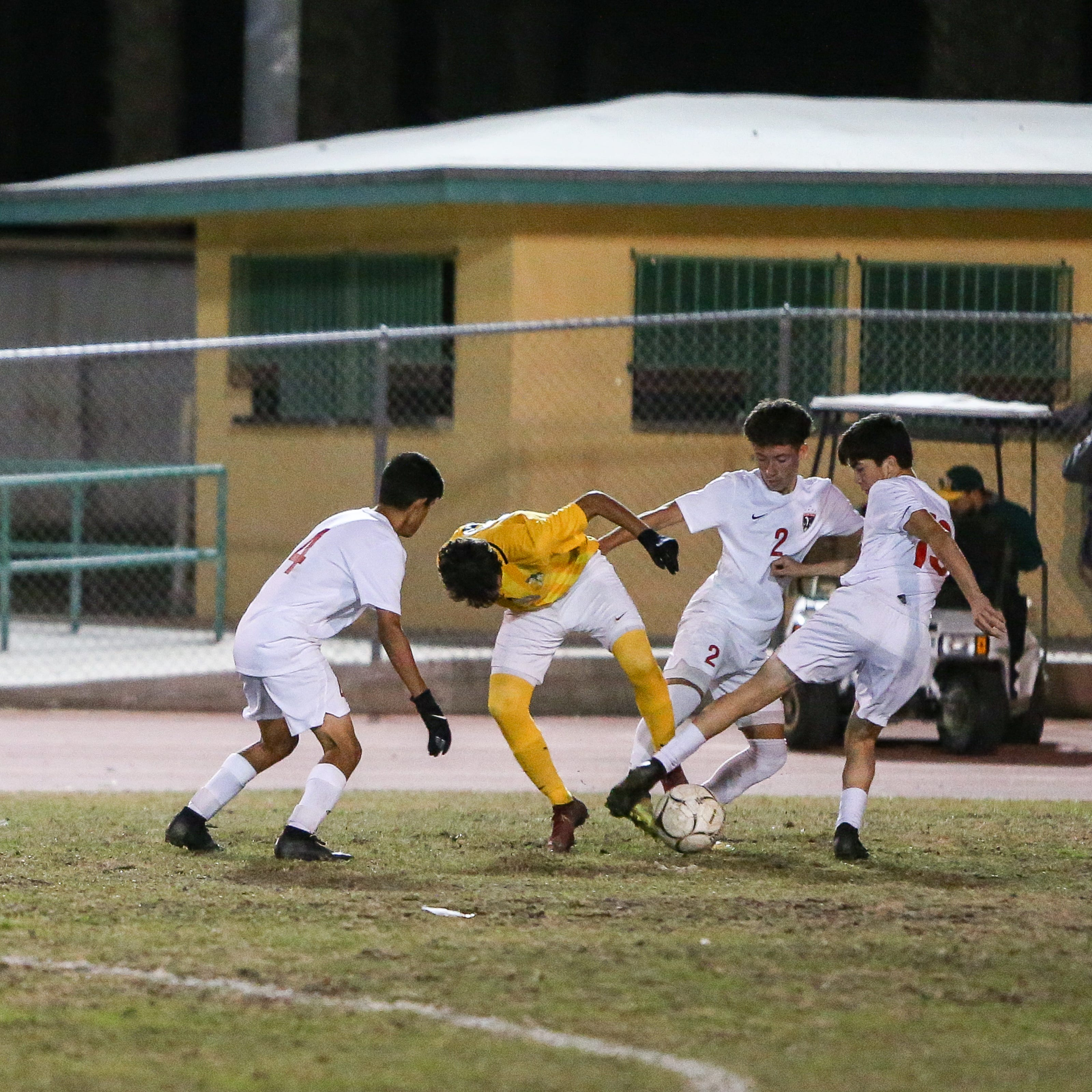 Desert Mirage ties prestigious soccer record in rivalry win