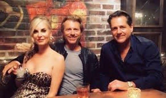 "Eilieen Davidson, Vince Van Patten and Jimmy Van Patten star in ""Walk to Vegas,"" making its world premiere at the Palm Springs International Film Festival."