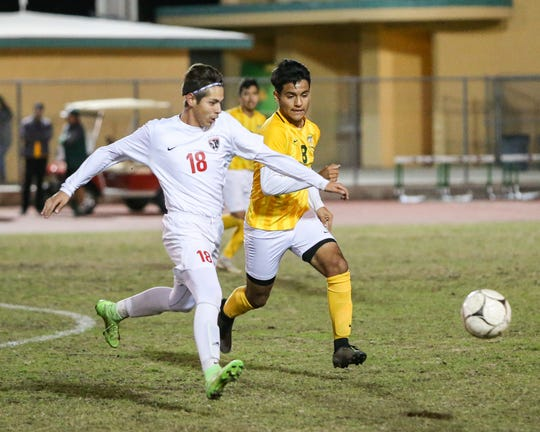 Desert Mirage takes the 1-0 win during OT against Coachella Valley.