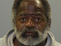 Willie Clark, third and fourth degree sex offense, born on 5/26/1958, male, 6-foot, primary residence reported as homeless, Frederick.