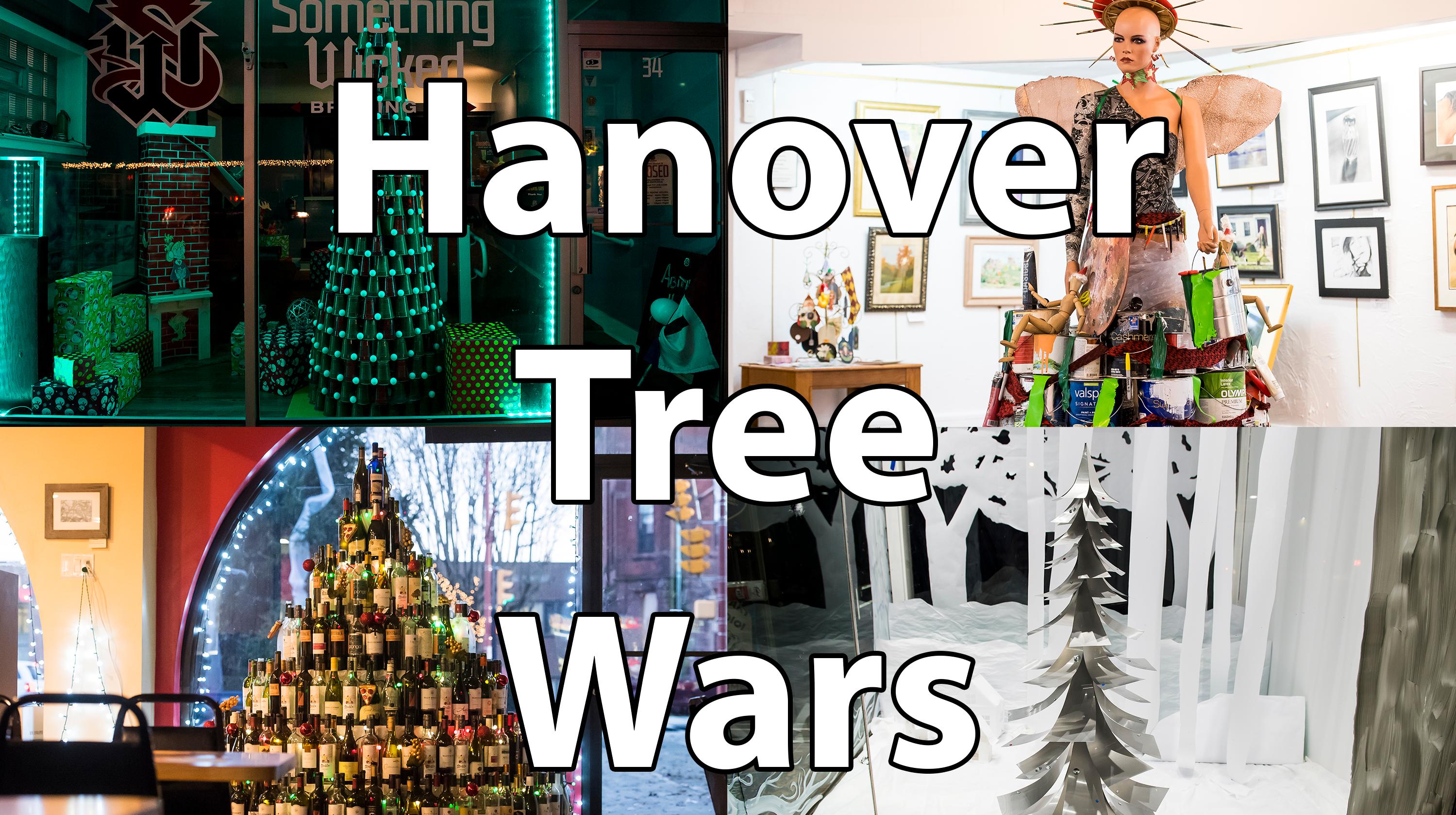 Photos: Main Street Hanover Christmas Tree Wars 2018