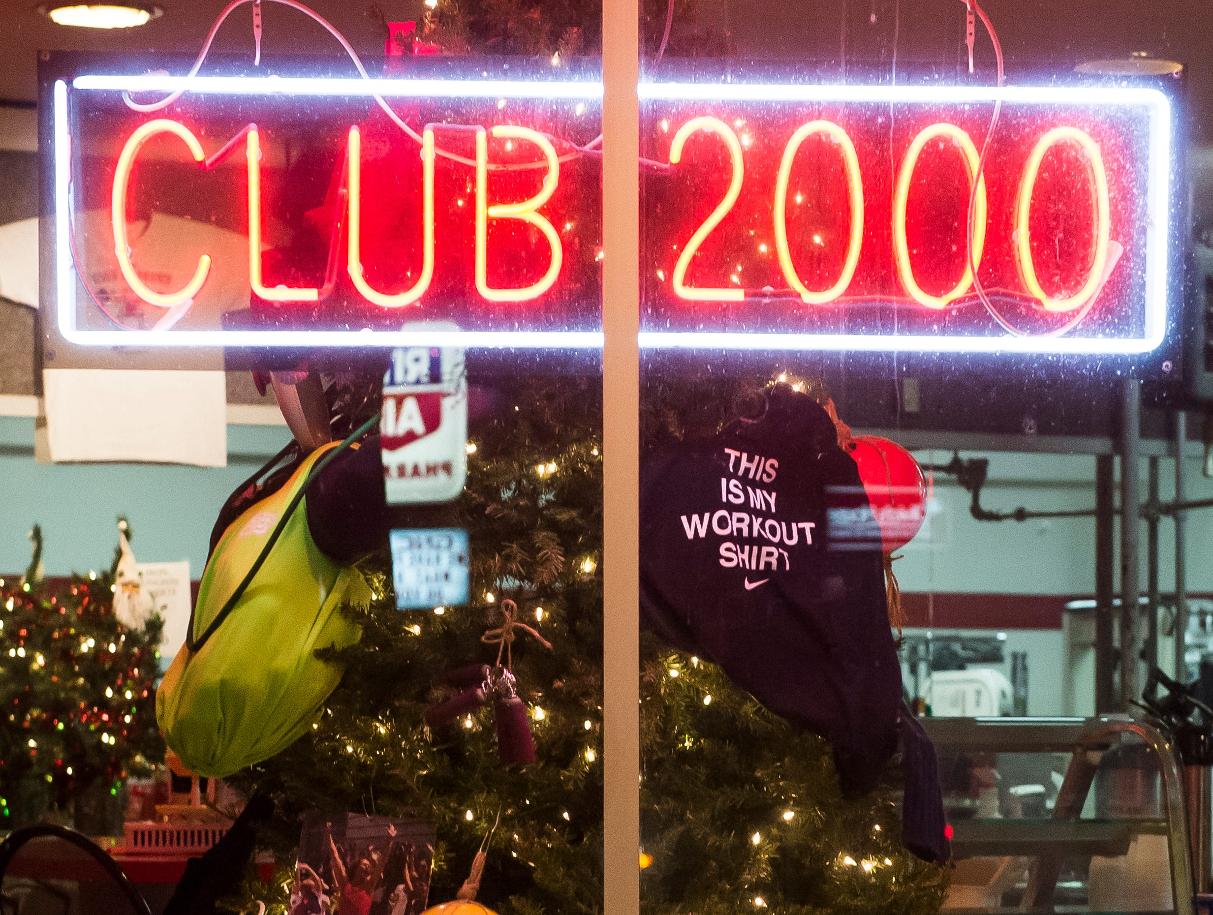 Club 2000 located at 28 Baltimore St. Visit mainstreethanover.org for details about Christmas Tree Wars.