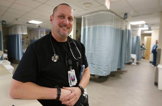 Derek Boehm is the lone survivor of 2015 medical helicopter crash