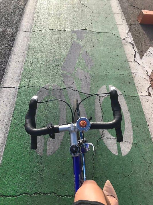 Pamela Ren Larson carless commute