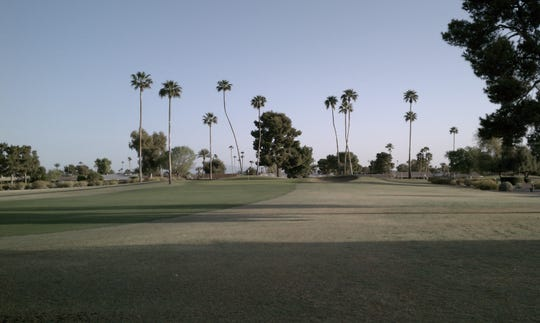 Lakes East Golf Course in Sun City.