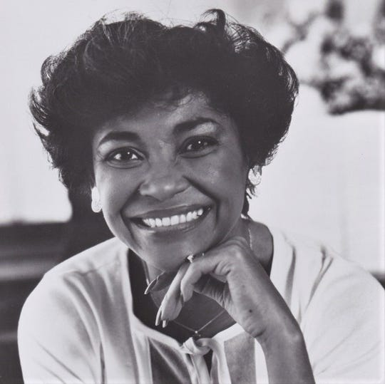 Singer Nancy Wilson is seen in a promotional photograph from the late '70s. The Grammy winning singer has died at age 81.