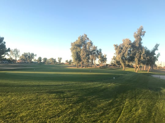Desert MIrage Golf Course in Glendale has seen improvements in the last few months.