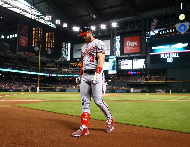 How would Bryce Harper look in an Arizona Diamondbacks uniform?