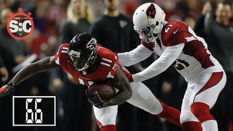azcentral sports Cardinals insider Bob McManaman takes a look at Sunday's Cardinals vs. Falcons game in our Shot Clock video.