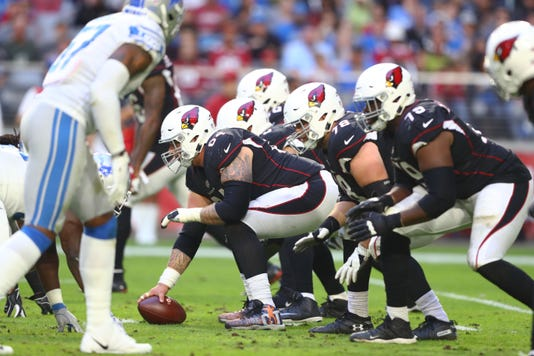 Nfl Detroit Lions At Arizona Cardinals