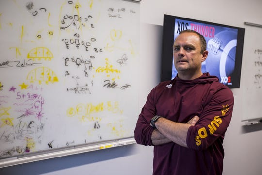 ASU defensive coordinator Danny Gonzales has quite the memory.