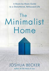 "Joshua Becker's latest book, ""The Minimalist Home,"" will be released Dec. 18, 2018."