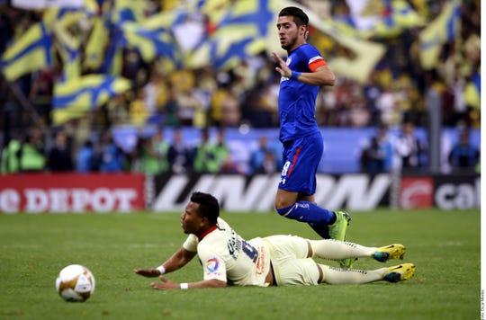 Cruz Azul y América empataron 0-0 en la ida de la gran final.