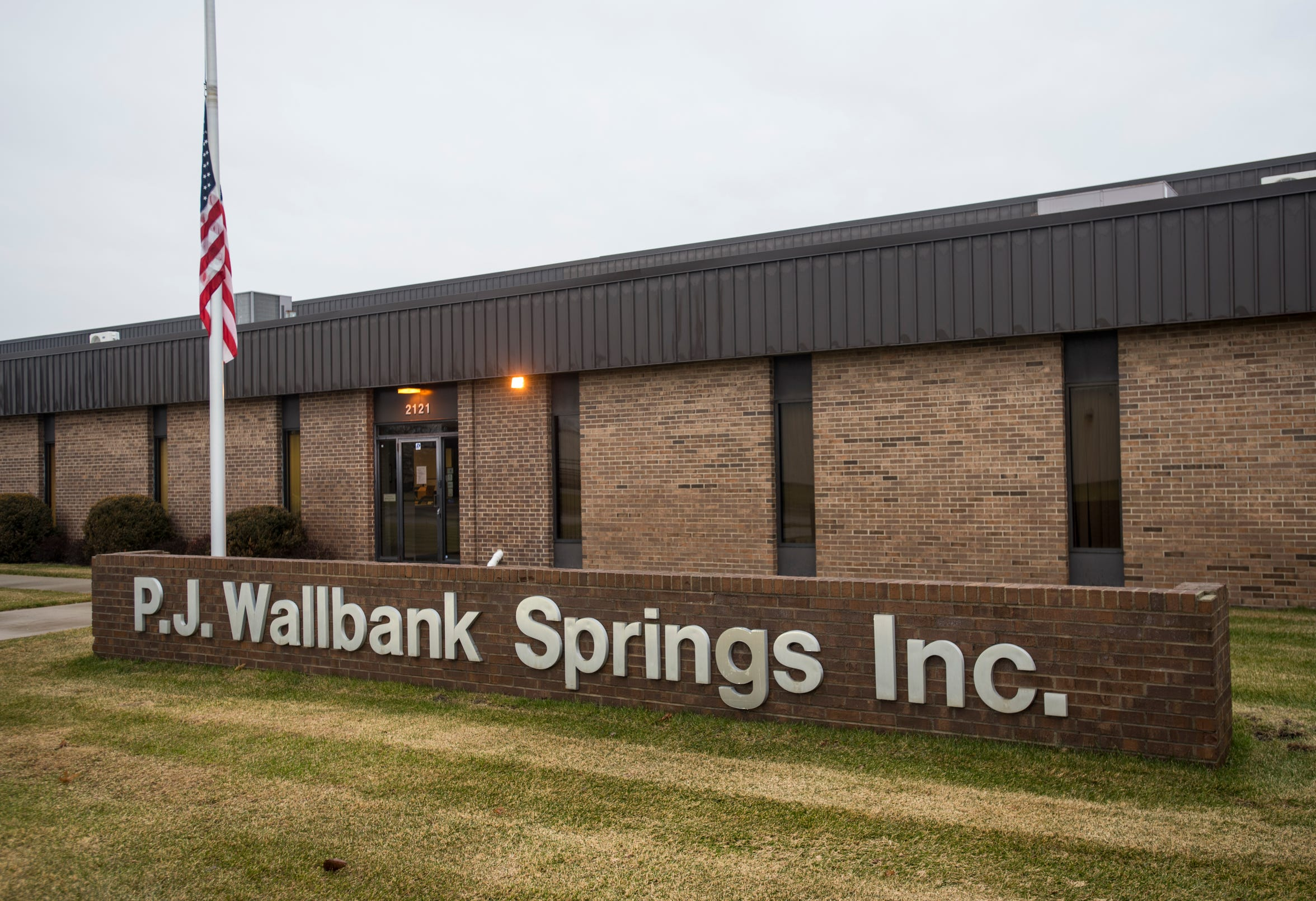 P.J. Wallbank Springs Inc.