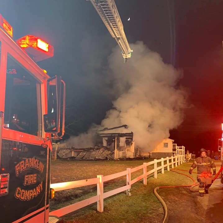 Amish families lose home to fire in Path Valley