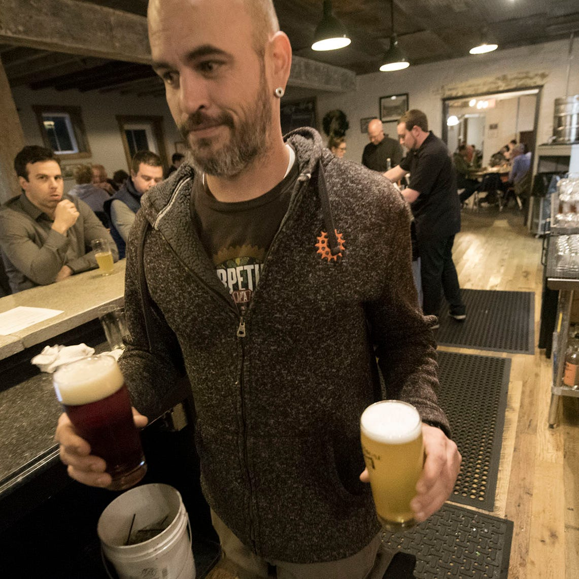 That pint of craft beer could cost more next year