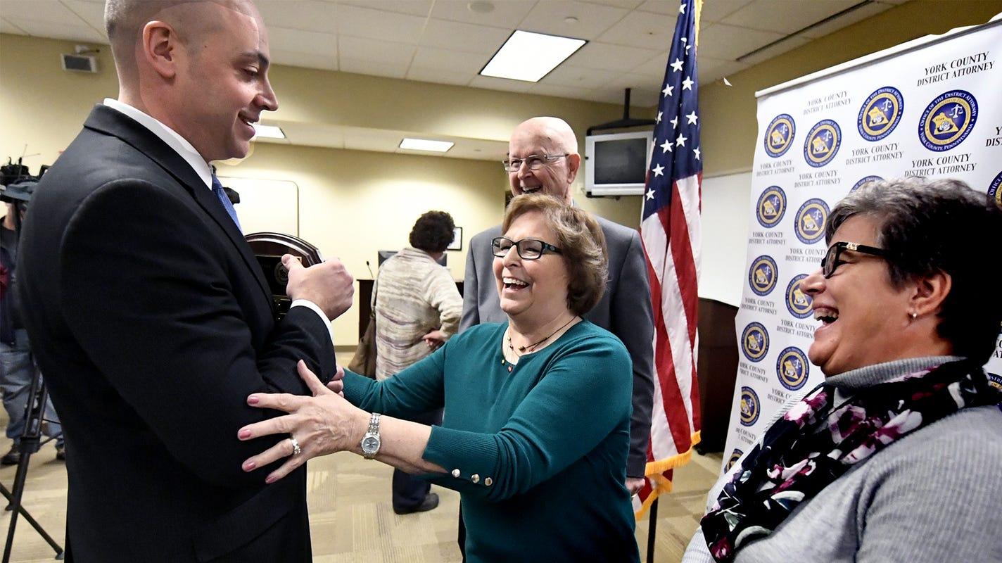 York DA honors cops, prosecutors, citizens for outstanding
