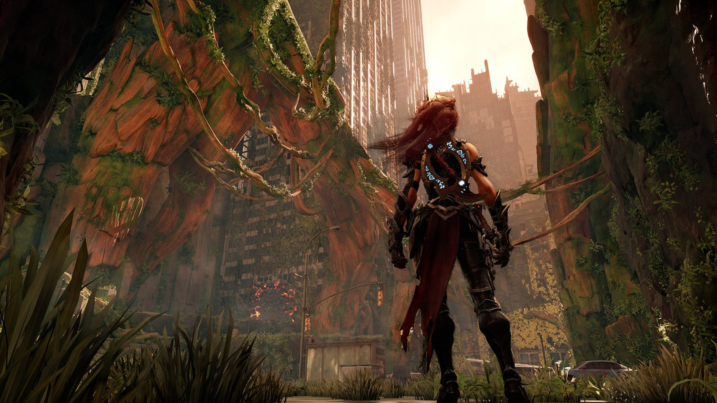 Darksiders III for PC, PS4 and Xbox One.
