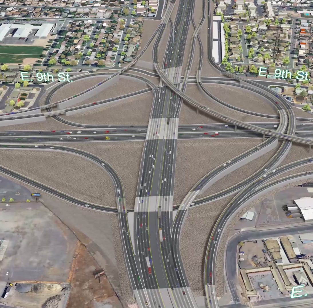 Wells, Plumb and beyond: How NDOT Spaghetti Bowl plan affects exits, ramps you use
