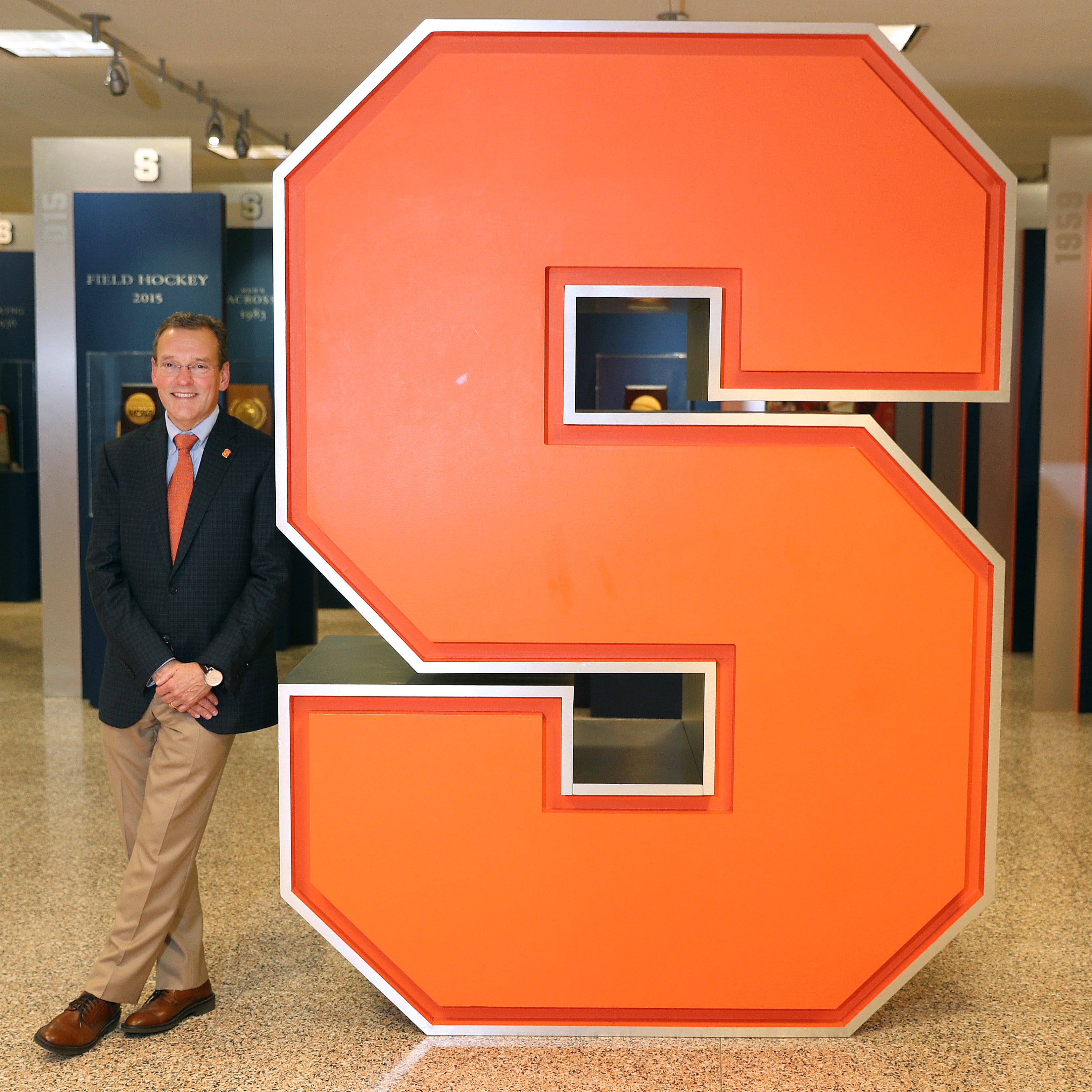 Q&A: Syracuse University sports flourish under athletic director John Wildhack
