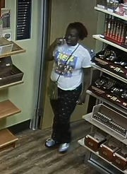Shreveport Police detectives are asking for the public's help in identifying two theft suspects.